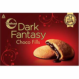 Sunfeast Dark Fantasy Choco Fills 300g