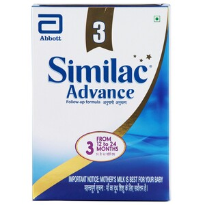 Similac Baby Milk Advance 3 400g
