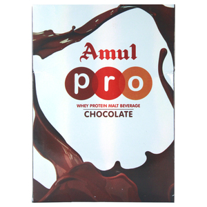 Amul Chocolate Pro Malt Beverage Refill 500g