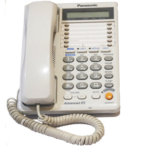Panasonic Telephone KX-T2378MX White