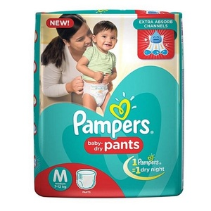 Pampers Diaper Pants Medium 76 Units