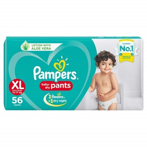 Pampers Pants XL 56s Super Jumbo
