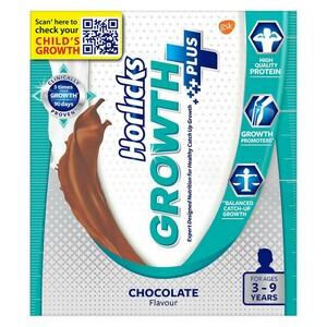 Horlicks Growth Chocolate Refill 200g