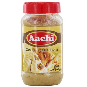 Aachi Ginger Garlic Paste 300g