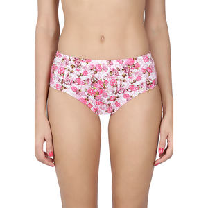 V-Star Print Hipster Panty-Assorted
