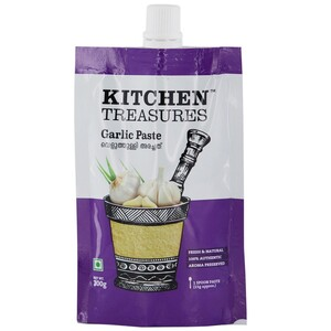 Kitchen Treasures Garlic Paste 100g