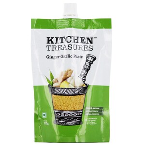 Kitchen Treasures Ginger Garlic Paste 200g