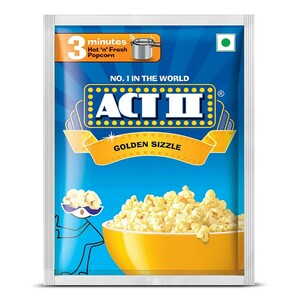 ACT II Golden Sizzle 180g