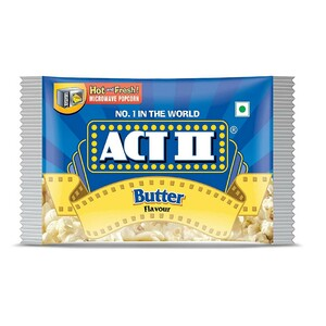 ACT II Popcorn Butter Flavour 33g
