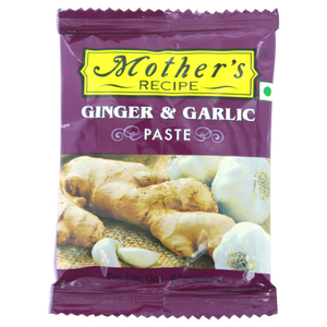 Mothers Recipe Ginger Garlic Paste 100gm