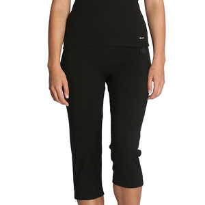 Jockey Capri Track Pants - Black