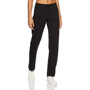 Jockey Regular Fit Lounge Pants - Black
