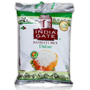 India Gate Dubar Basmati Rice 10kg