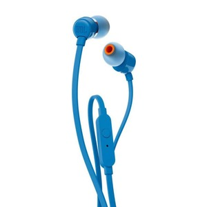 JBL Earphone With MicT110 Blue