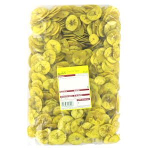 Banana Chips Round Pepper Approx. 500gm