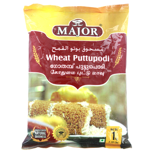 Major Wheat Puttu Podi 1kg