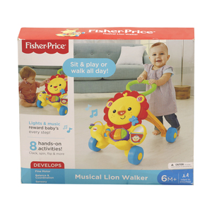 Fisher Price Learn Sister Walker FHY95