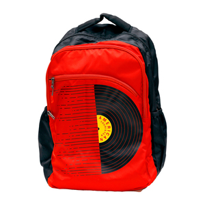 American Tourister Back Pack Timbo Plus 02 Red