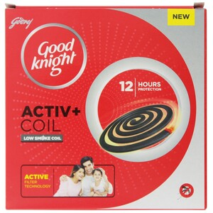 Good Knight Active+ Coil 10's