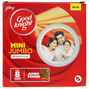 Good Knight Mini Jumbo Mosquito Coil 10's