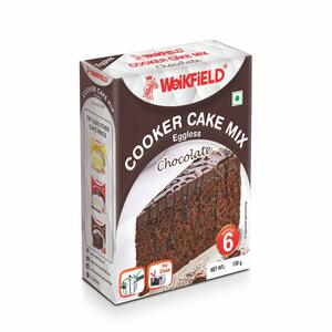 Weikfield Cooker Cake Mix Chocolate 150g
