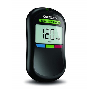 Lifescan OneTouch Select Plus Simple Glucometer Monitor