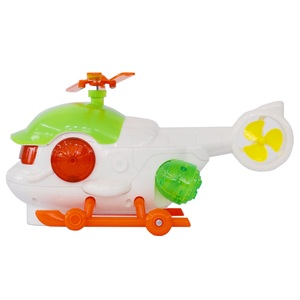 Skid Fusion Helicopter With Music 8328-6