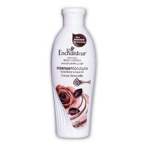 Enchanteur Cocoa Body Lotion 250ml