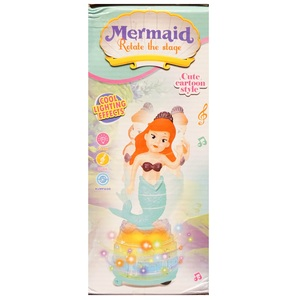 Skid Fusion Battery Operated Mermaid 5073