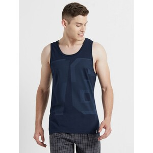 JOCKEY Mens Gym Vest 9928 1Pc NAVY MEDIUM
