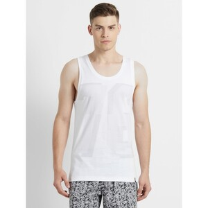 JOCKEY Mens Gym Vest 9928 1Pc WHITE LARGE