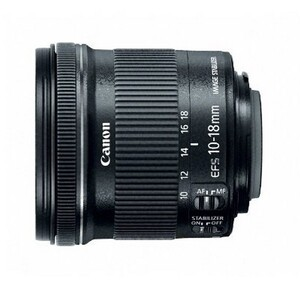 Canon Zoom Lens EFS 10-18mm