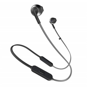JBL Bluetooth Earphone T205BT Black