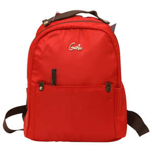 Genie Back Pack Bare Salmon Red 15in