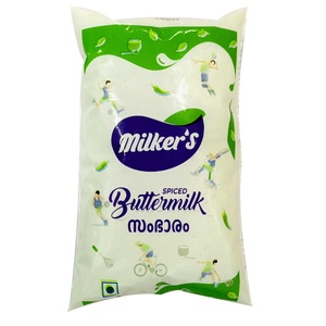 Milkers Butter Milk 250ml