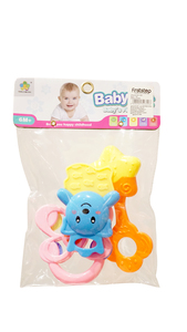 First Step Baby Rattle Set 997-1ABC