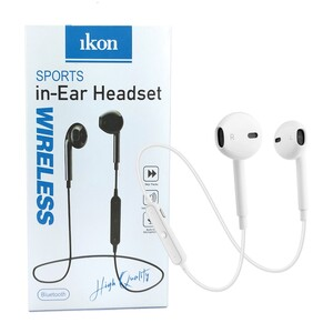 Ikon Wireless Bluetooth Earphone IK-TSE03
