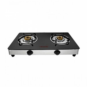 Butterfly Gas stove Radiant 2Burner