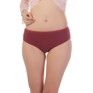 V-Star Solid Hipster-Full Coverage Panty-Assorted