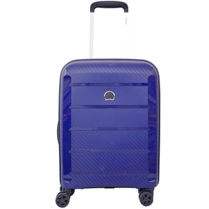 Delsey Spinner Hard Trolley Binalong 55cm Blue