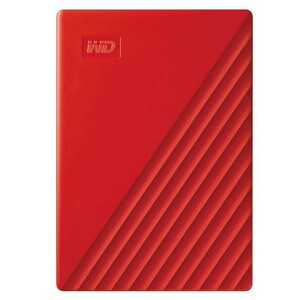 WD External HDD Avenger 2TB Red