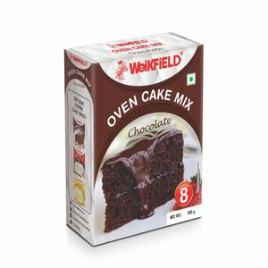 Weikfield Oven Cake Mix Chocolate 285g