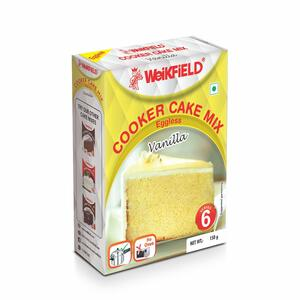 Weikfield Oven Cake Mix Vanilla 225 gm