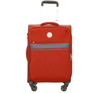 Delsey Spinner Soft Trolley Qujda 55cmRed