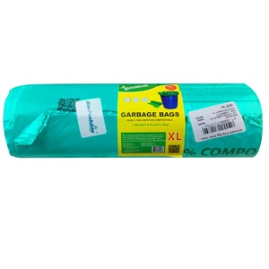 Green Trail Compostable Garbage Bags 30 x 40 10 pcs XL