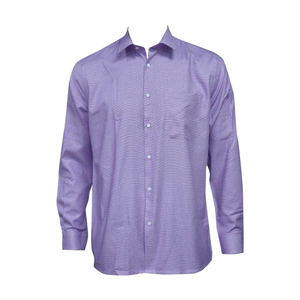 J.Hampstead Men Formal Shirt LJH4590F LAVENDER