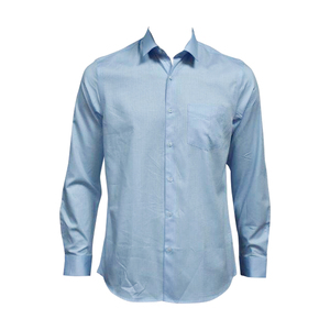 J.Hampstead Men Formal Shirt LJS4577F BABY BLUE